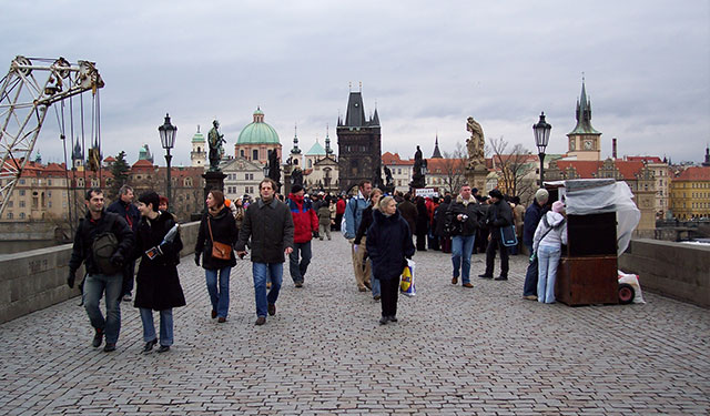All about Prague