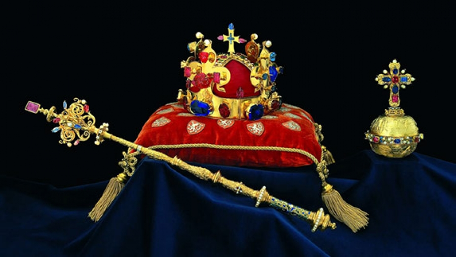 The Bohemian Crown Jewels -