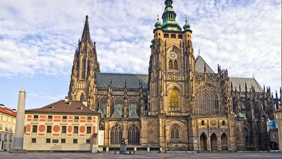 St. Vitus Cathedral -